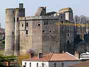 chateau de clisson